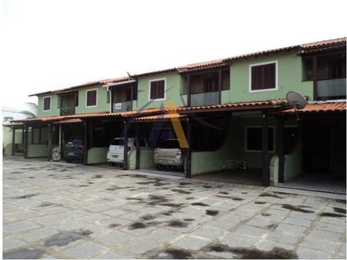 Casa A Venda No Bairro Palmeiras Em Cabo Frio - Rj.  - Cc3103-1