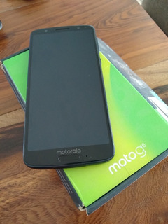 Celular Motorola Moto G6 / Liberado / Mojado Leer