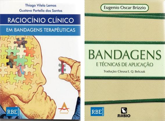 Raciocínio Clínico Em Bandagens Terapêuticas + Bandagens