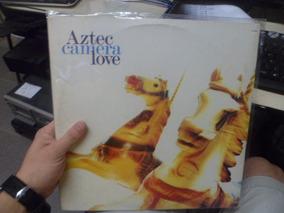 Lp Nacional - Aztec - Camera Love - Frete 15