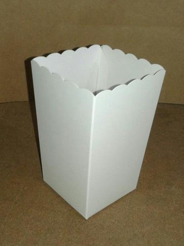 Pochocleras Blancas Sublimables (x100)