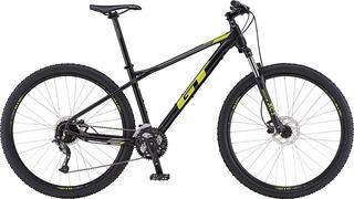 Bicicleta 29 Gt Avalanche Sport 2019 27v Preto Frete Grátis