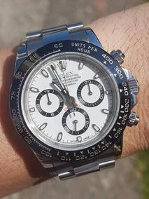 Relógio Daytona Eta 4130 Perfeito C/frete 12x S/juros