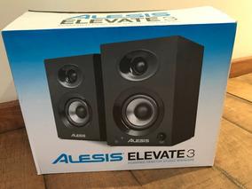 Alesis Elevate 3 - Caixas De Som Para Studio/computador