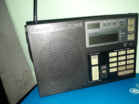 Sony Icf-7600d Receiver