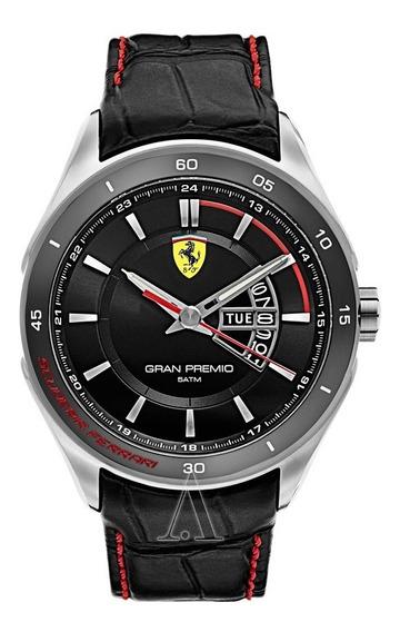 Relógio Masculino Ferrari 830183 Importado Original