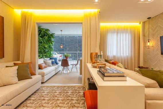 Apartamento Para Venda Em São Paulo, Tatuapé, 2 Dormitórios, 2 Banheiros, 1 Vaga - 0070_1-1199086