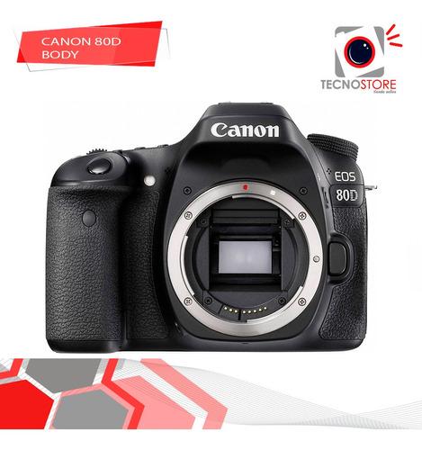 Canon 80d Solo Cuerpo, Buen Precio