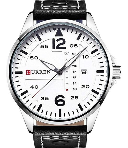 Relógio Curren Masculino Barato Original Garantia Nfe