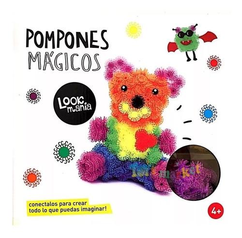 Imagen 1 de 10 de Bunchems 400 Pompones Magicos Abrojos Original Spin Master