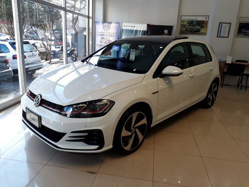 Volkswagen Golf Gti Dsg 0km Nueva Precio 2021 Cuero Vw Q7