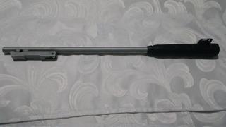 Subconjunto Do Cano Da Cbc 4.5 Mm Nitro-x 1300 Cromado