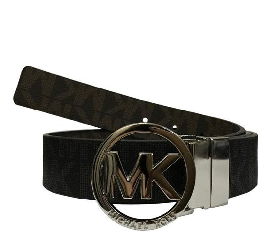 Cinturon Michael Kors Mk Hebilla Reversible (mod.25)