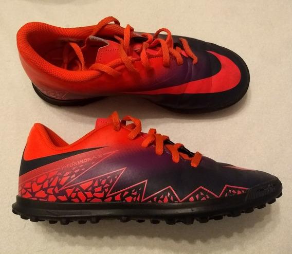 Zapatillas Nike Hypervenomx - Futbol Niños