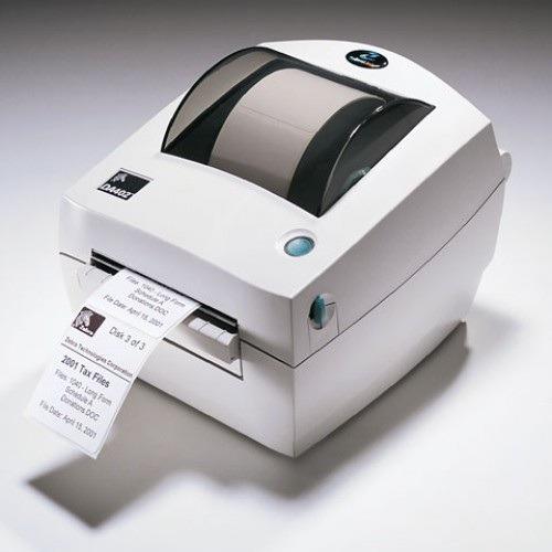 Impressora D Etiqueta Cód Barra Térmica Zebra Da402 203 Dpi