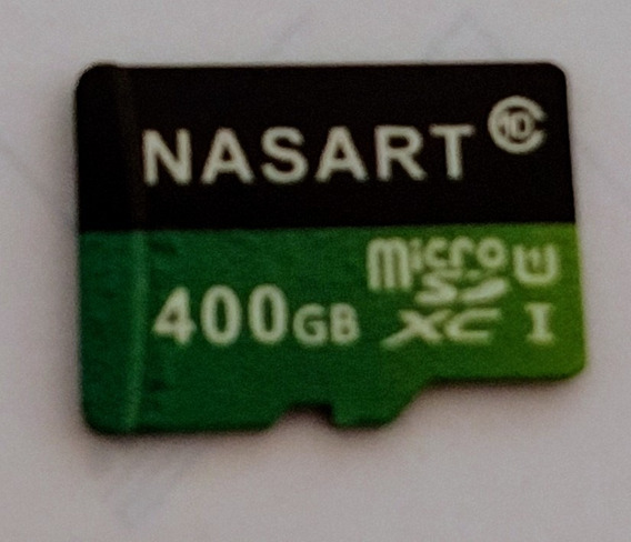 Hijzfk Micro Sd Card 400gb High Speed Class 10