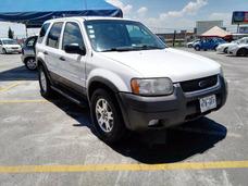 Ford Escape 2003 6 Cil Excelentes Condiciones