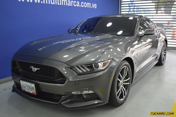Ford Mustang Gt-multimarca