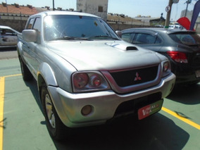 Mitsubishi L200 2.5 Gls Sport 4x4 Cd 8v Turbo Intercooler