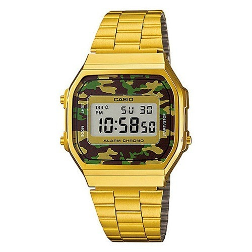 Relógio Casio Feminino Vintage A168wegc-3df