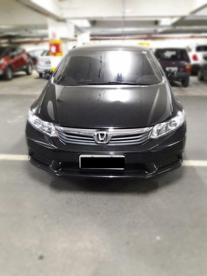 Vendo Honda Civic 1.8 Lxs - Automático 4 Portas Preto!