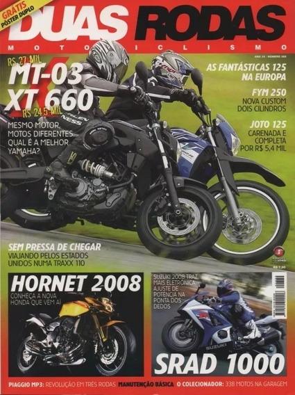Coleção De Revistas Duas Rodas