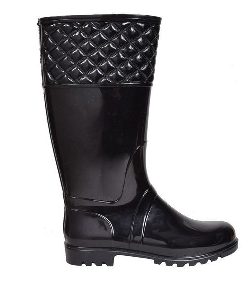 Botas Lluvia Mujer Largas Impermeables Moda Proforce (6200)