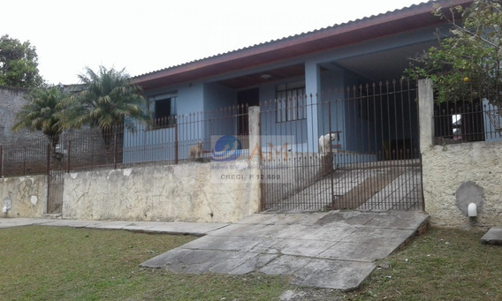 Casa A Venda No Bairro Jardim Boa Vista Em Campo Largo - Pr. - 392-1