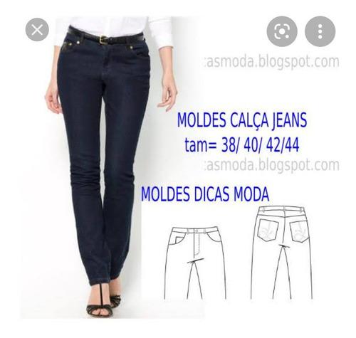 Modelagem De Calça Jeans