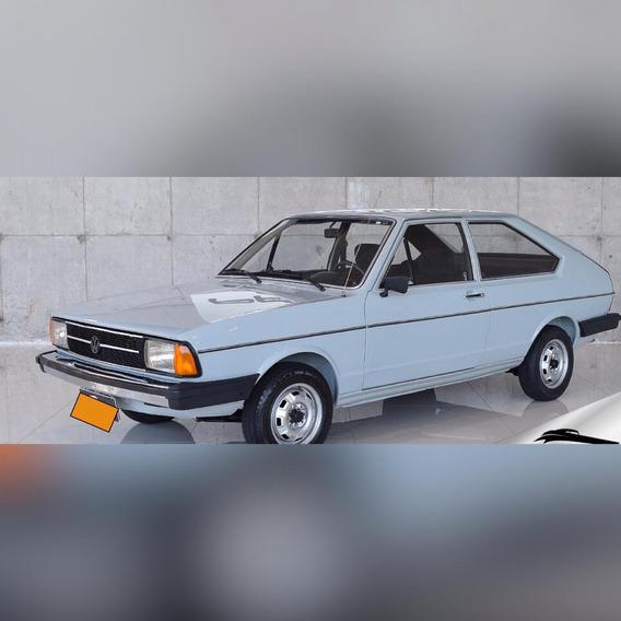 Volkswagen Passat Ls 1982 1.6 8v - Placa Preta