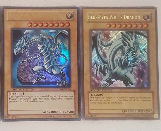 Blue Eyes White Dragon Yu-gi-oh