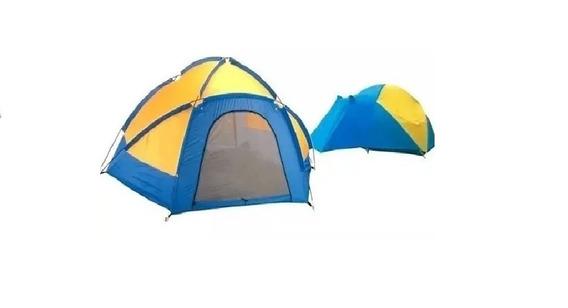 Carpa Camping Gibsons U300 Profesional Extrem