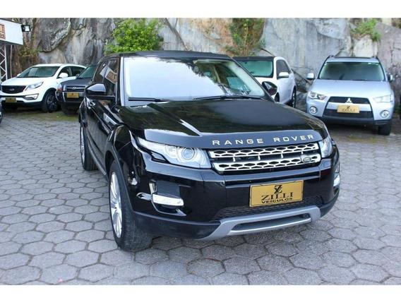 Land Rover Range Rover Evoque Prestige 2.2 At