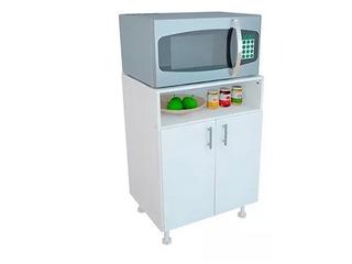 Despensero Mueble Cocina Organizador Microondas Reforzado