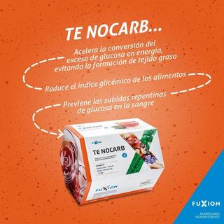 Fuxion T Nocarb - Control De Medidas, Glucosa Y Colesterol