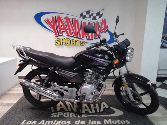 Moto Yamaha Líbero 2020