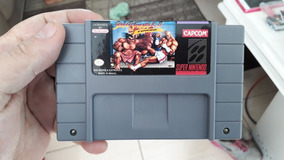 Street Fighter 2 Turbo, Cartucho Novo Retro X Eletronics