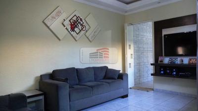 Casa Com 3 Dorms, Independência, São Bernardo Do Campo - R$ 410 Mil, Cod: 210 - V210