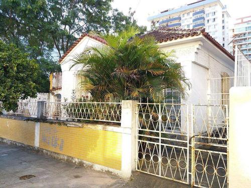 Imagem 1 de 12 de Casa À Venda, Em Excelente Local Por R$ 750.000 - Icaraí - Niterói/rj - Ca20650