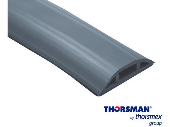 Flexiductho Para Piso O Zoclo Gris Thorsman 9300-01253 2.5m