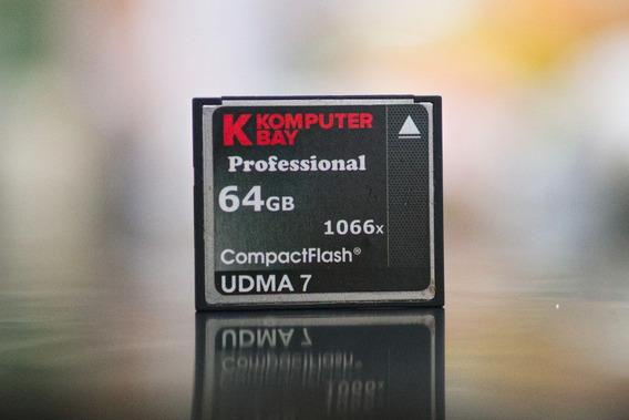 Compactflash Komputerbay 1066x 64gb