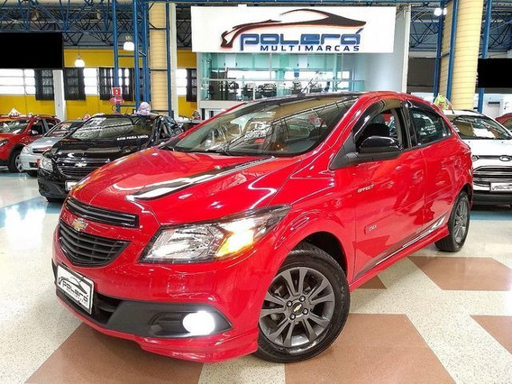 Chevrolet Onix Effect 1.4 Flex Manual 2016 Completo + Dvd!