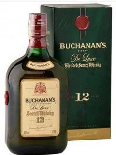 Whisky Buchanans 12 Años Litro