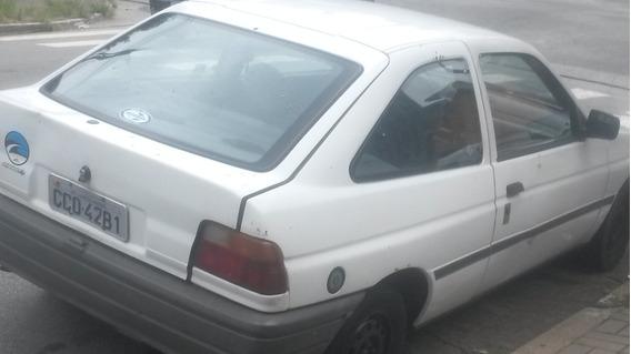 Escort Motor E Cambio Ok Só Pra Rodar Aceito Troca 1800,00