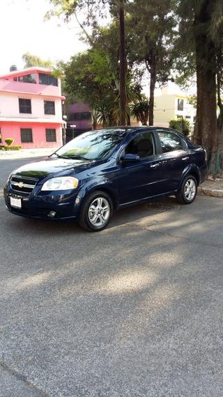 Chevrolet Aveo Ltz Ja*