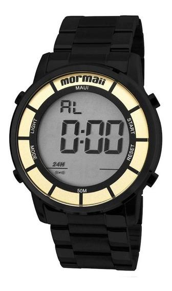 Relógio Mormaii Feminino Mobj3463db/4p Original Barato