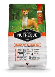 Nutrique Perro Adulto Joven Mediano X 12 Kg Kangoo Pet