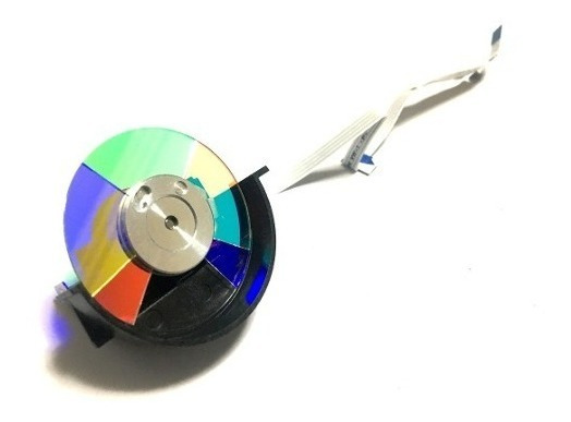 Color Wheel Disco De Cores Nec Np 115 / Np 260