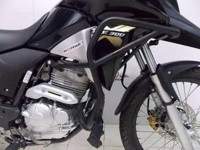 Protetor Motor Carenagem Xre 300 C/ Pedal Chapam Todos Anos