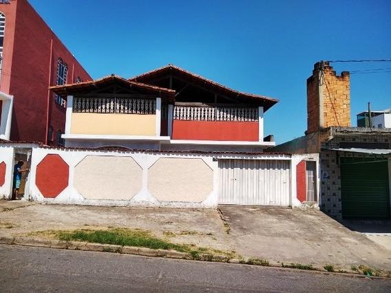 Casa Com 4 Quartos Para Comprar No Pedra Azul Em Contagem/mg - 47373
